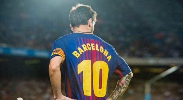 """""""Messi mund të largohet nga Barcelona"""""""