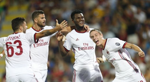 Arrin në Milano transferimi i madh (Video)