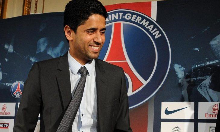Al Khealifi zbarkon në Madrid, 100 milionë euro për një portier