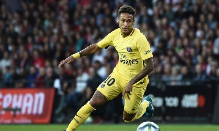 Neymar befason me deklaratat e tij për Barcelonën