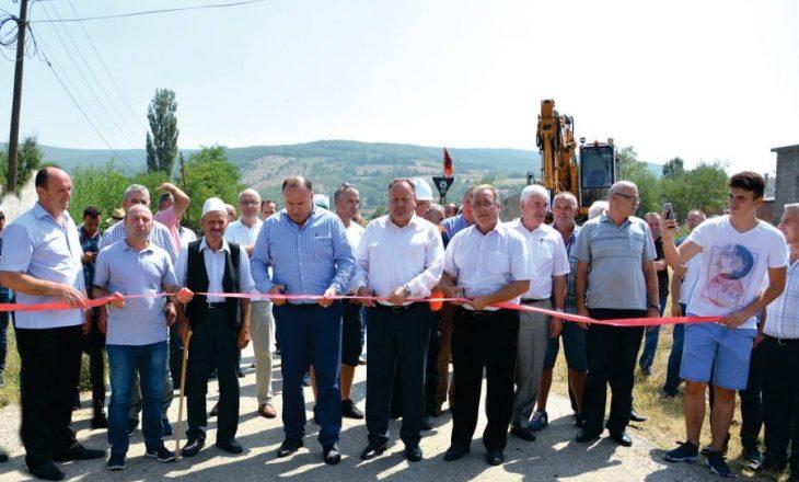 Një milion euro për asfaltimin e rrugës së Ujmirit