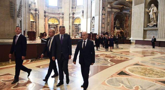 Pacolli drejt koalicionit me Haradinajn e Veselin