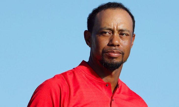 Tiger Woods drejtoi veturën nën ndikimin e pesë drogave të ndryshme