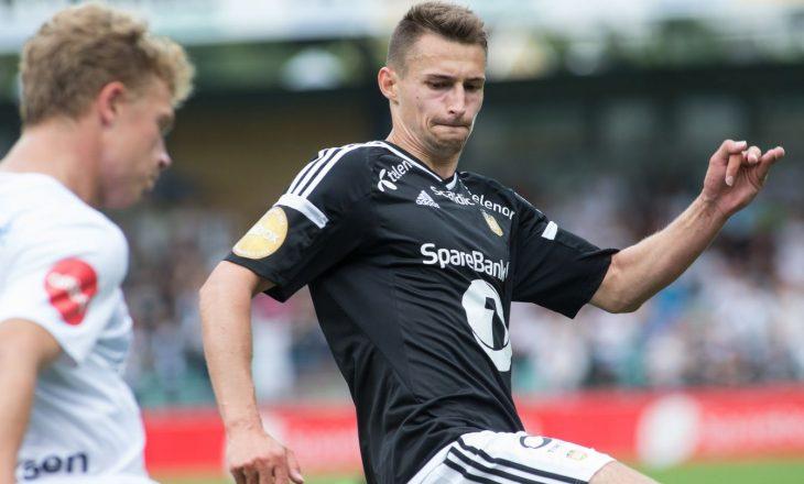 Zyrtare: Elbasan Rashani largohet nga Rosenborg