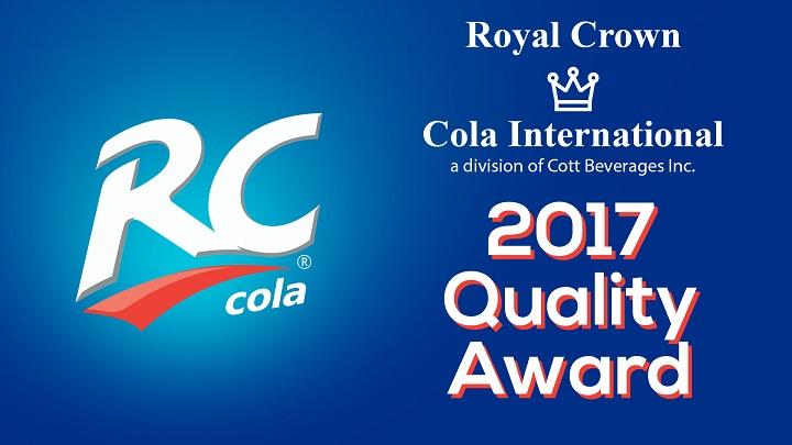 "RcCola merr çmimin ""QualityAward"""