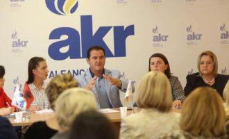 AKR mohon arritjen e marrëveshjes me PAN: As që jemi takuar