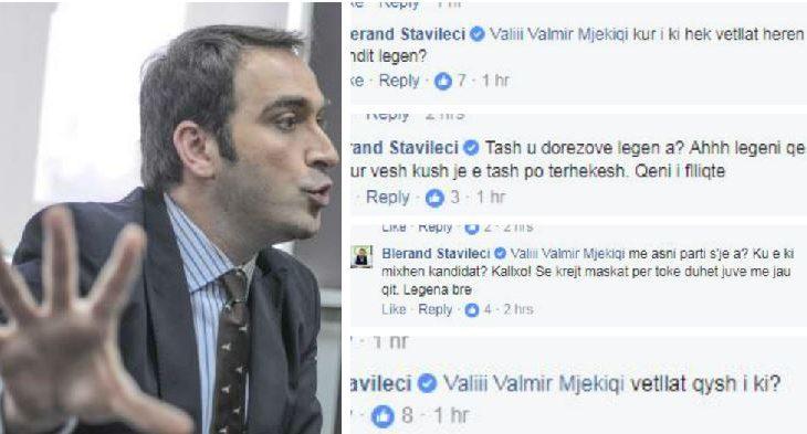 Degradon gjuha e Stavilecit: Tash merret me vetullat e një qytetari