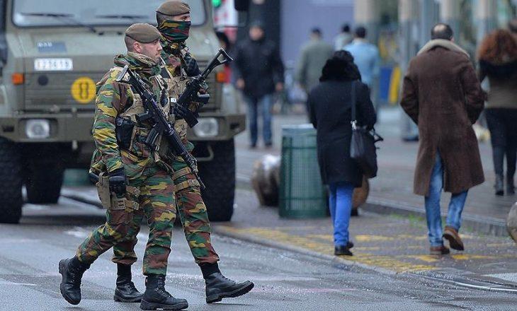 Ushtarët e Belgjikës në rrugë deri në vitin 2020