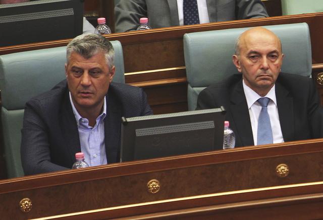 LDK: Thaçi po bënë bisedime të pa autorizuara me Serbinë