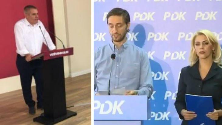 Deputeti i VV-së: PDK-ja si Millosheviqi, vet inskenon dhe fajëson