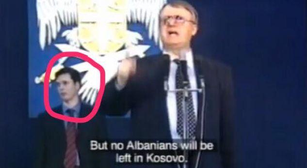 Kur Vuçiq merrte pjesë në protesta ku kërkohej zhdukja e shqiptarëve në Kosovë