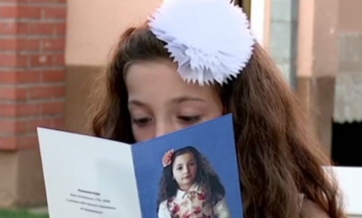 """""""I kam kërkuar që të na vizitojë"""" – vajza nga Kosova që i shkruajti ish-Presidentit Bush"""