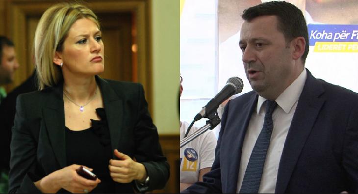 """Kusari-Lila sfidohet në Gjakovë nga personi që e quajti """"prostitutë publike"""""""