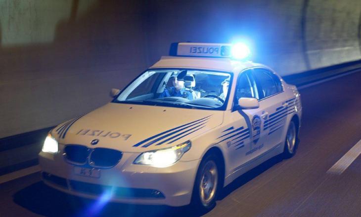 Kosovari aksidentohet duke dashur t'i ikë policisë në Zvicër