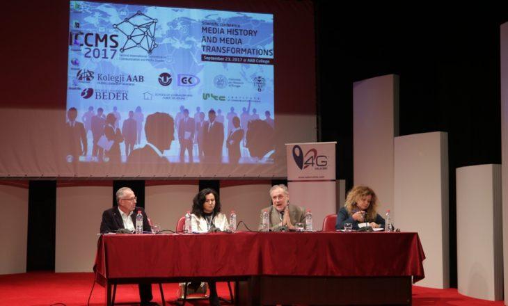 Mbylli punimet konferenca shkencore ndërkombëtare për komunikimet dhe mediat