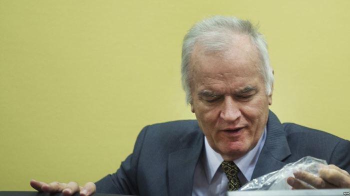 Vendimi për Ratko Mlladiqin do të shpallet më 22 nëntor