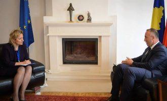Nuk ka viza pa demarkacion –  BE-ja demanton kryeministrin