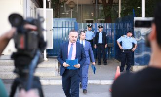 PDK bën kallëzim penal kundër Shpend Ahmetit