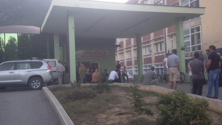 Në Spitalin e Pejës janë duke u trajtuar 64 pacientë me Covid-19