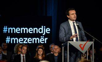 Myta, Shpendi e Fati – epitetet e Albin Kurtit për kandidatët e VV-së