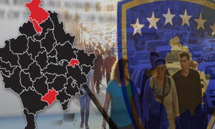 Asociacioni, problem në bisedimet me Serbinë