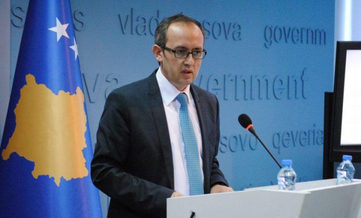 Hoti: Do të kërkojë themelimin e Komisionit Parlamentar për Dialogun