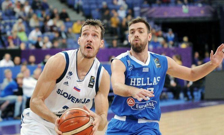 Sllovenia dhe Dragiç janë senzacion i EuroBasketit