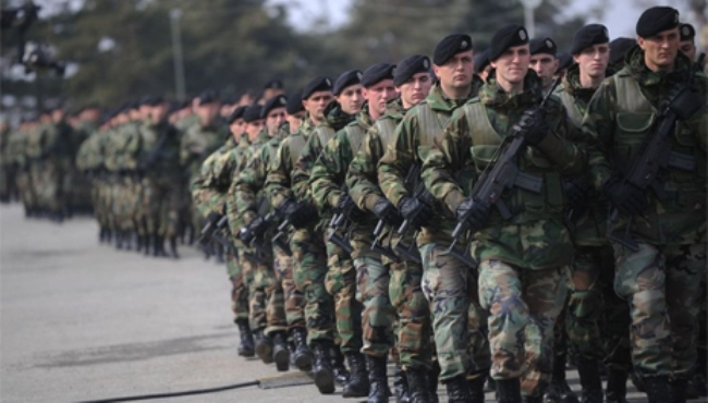 NATO ripërsërit qëndrimin rreth formimit të Ushtrisë së Kosovës