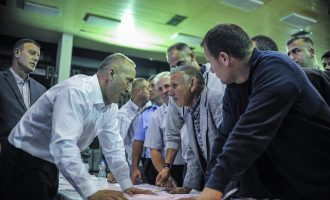 """""""Komisioni i Shipitullës"""" – Premtimi i Haradinajt pas takimit me banorët"""