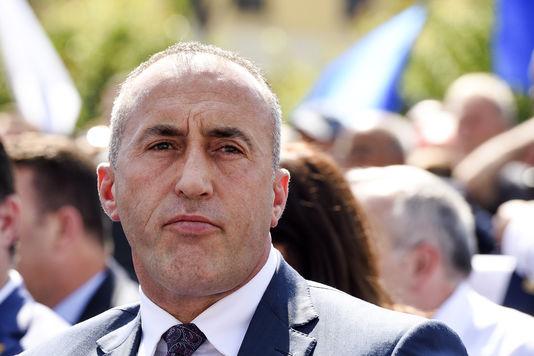 Ramush Haradinaj, kryeministër i Kosovës