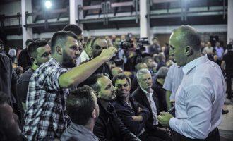 Dy premtimet e Haradinajt për banorët e Shipitullës dhe Hades