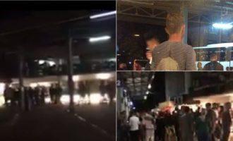 Valë e re emigrimi? – autobusët për Beograd përplot me njerëz