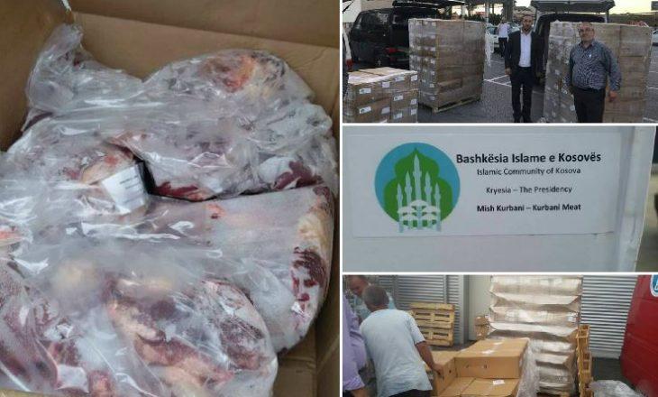 Mish i ngrirë në paketa:Shoqata që shpërndau kurbanin që BIK-u e bleu në Hungari
