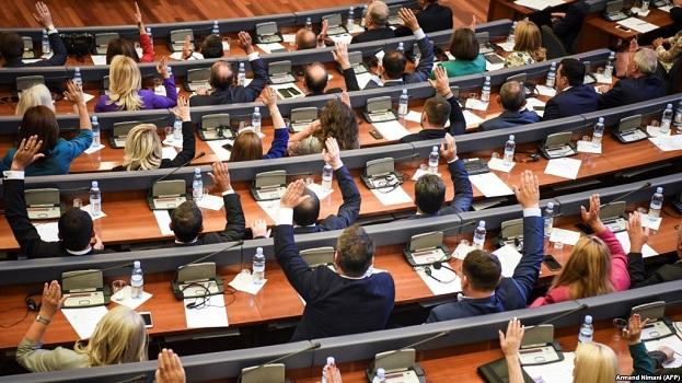Kuvendi miraton Projektligjin për Prishtinën