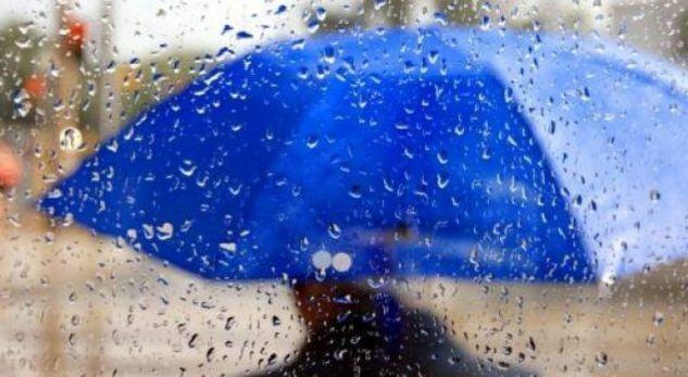 Prej sonte reshje intensive të shiut