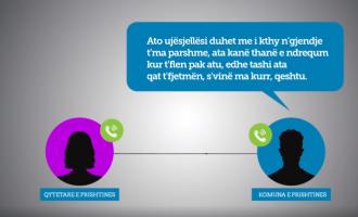 Pacolli publikon bisedën telefonike në mes qytetarit dhe zyrtarit komunal