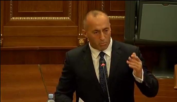 Haradinaj nuk do të marr sot pjesë në interpelanc ka plane tjera