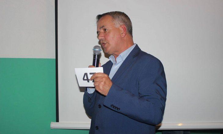 """""""Ja do t'i dënojë ligji ja Zoti"""" – kandidati për kryetar të Lipjanit ka një porosi për të inkriminuarit"""
