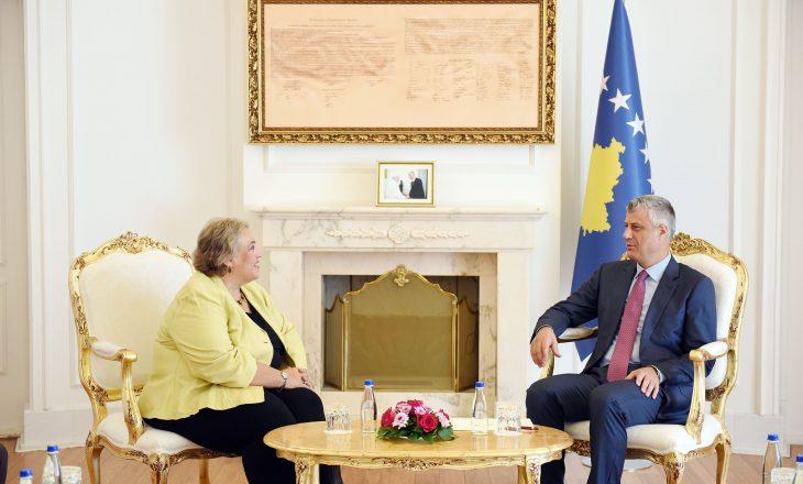 Shefja e EULEX-it asnjë takim zyrtar me kryeprokurorin e Shtetit