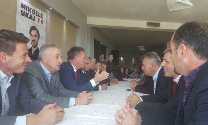 Lekaj i jep mbështjetje Nurës për investime për infrastrukturë në Viti