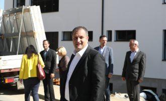 Ahmeti: Çerdhe e re në Kodrën e Trimave, Arbëria me shkollë të re