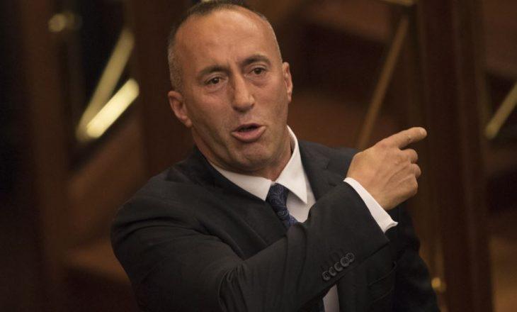 Kërkesa e Haradinajt për Vetëvendosjen