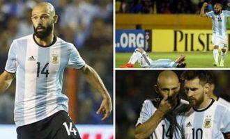 Shoku i Lionel Messit njofton për largimin nga Argjentina