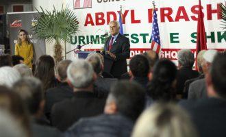 Baxhaku: LDK-ja po kthehet fuqishëm si në kohën e Presidentit Rugova