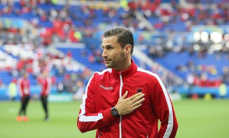Cana: Ky është futbollisti më i turpshëm te Kombëtarja Shqiptare