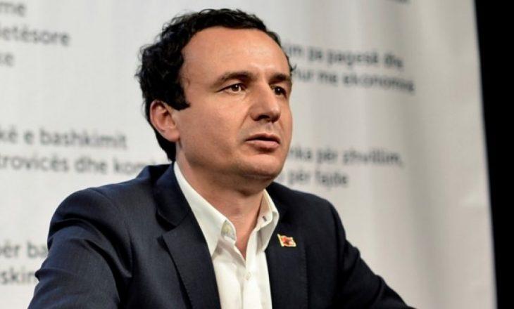 Kurti: Kosova nuk duhet të jap territor për ulëse në OKB