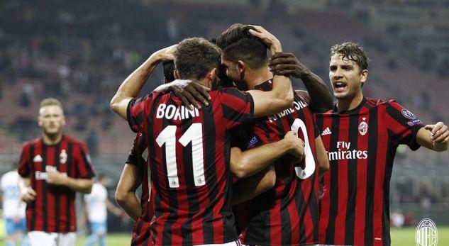 Milani ka humbur të gjitha ndeshjet nga gjashtë skuadrat e para në tabelë