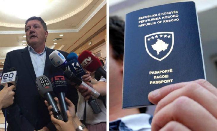 Milaim Zekës i konfiskohet pasaporta