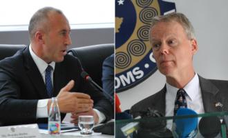 Ambasada amerikane i përgjigjet kërkesës së Haradinajt për përfshirjen e SHBA-ve në dialog