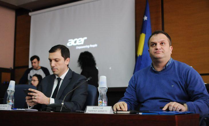 Paralajmërimi i Ahmetit për anulimin e debatit nga Abrashi